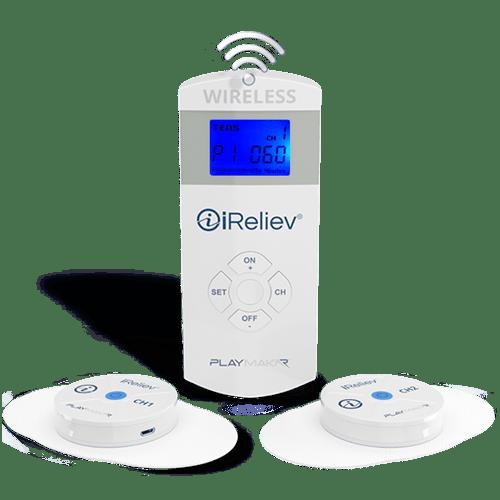 ET-5050 Wireless TENS Units + EMS Devices