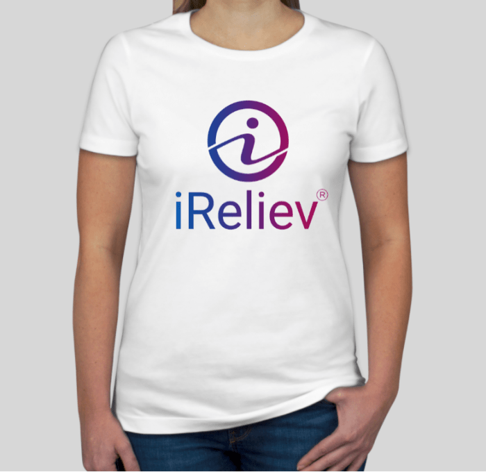 iReliev Shirt Women