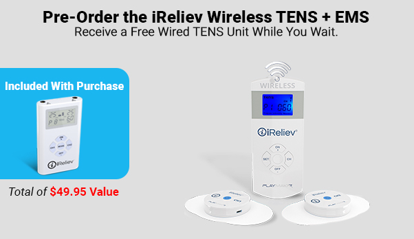 Free TENS Unit with Purchase