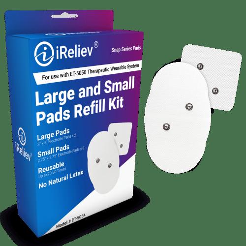 iReliev Wireless Pads Bundle