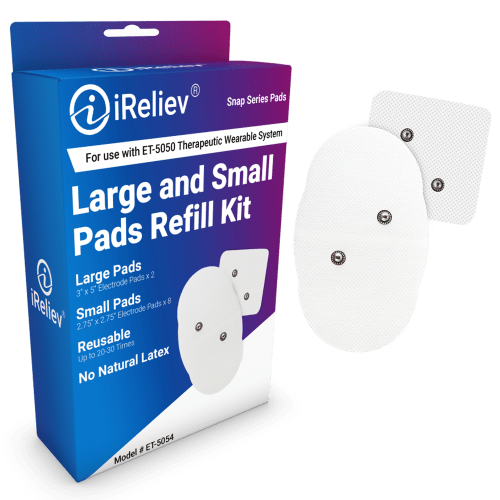 iReliev Wireless Pads Bundle