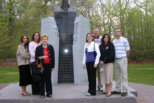 Cast and Crew at a Holocaust Remembrance_6111245088_o
