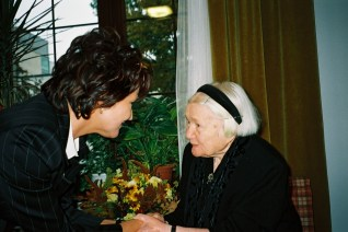 Irena with Polish First Lady_6111254582_o