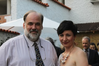 2010 U.S. recipient of the Irena Sendler Award and 2008 Polish recipient of the Irena Sendler Award attend Centropa 2011 in Eastern Europe