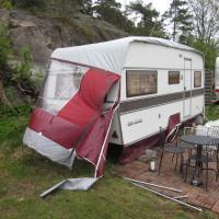 Ja ja, camping er hardt!