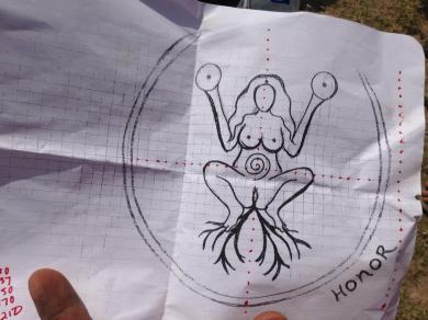 Boom. Aerial. Mandala. 7