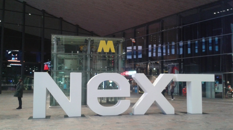 Rotterdam Central Station, The Netherlands