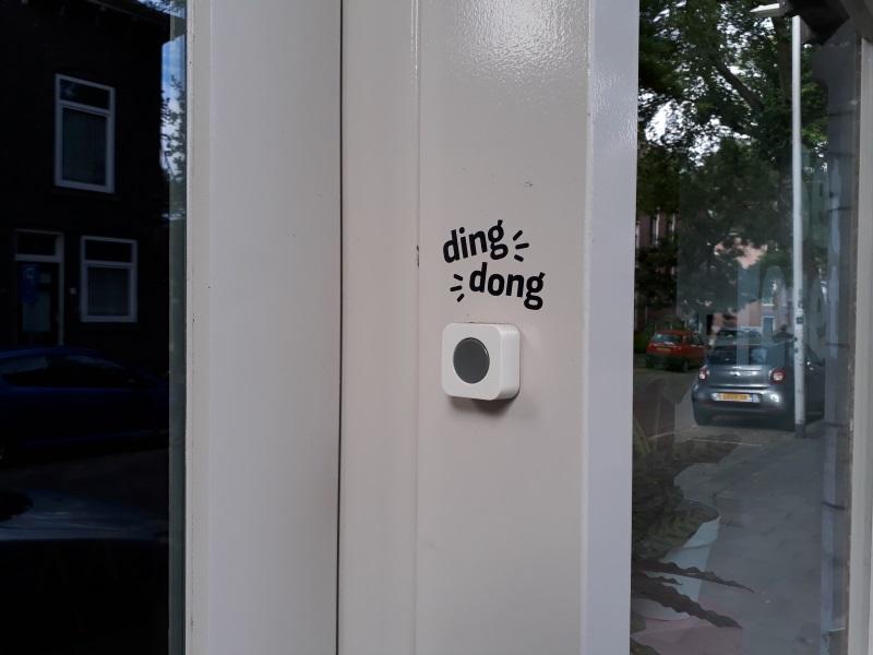 Ding! Dong! Curiosity