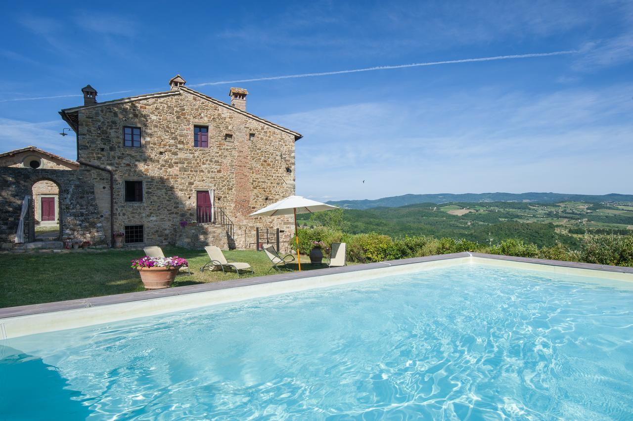 Vacanze In Campagna In Toscana 15 Case E Ville Con Piscina