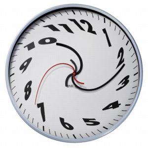 warped clock - warped clock