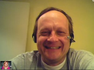paul gibson skype chat1 - Disconnected in a Hyper-connected world on AlmostSavvy.com