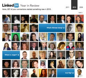year in review linkedin - year in review linkedin
