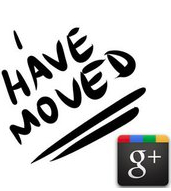 I have moved to G+