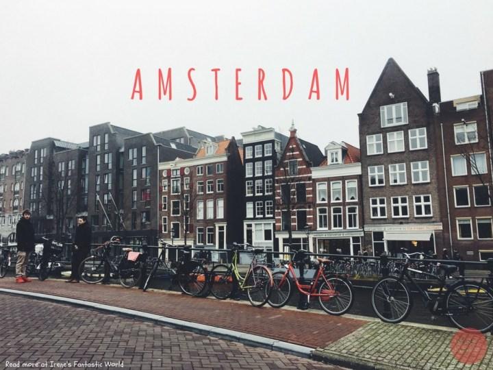 荷蘭| 阿姆斯特丹 風車 紅燈區初體驗