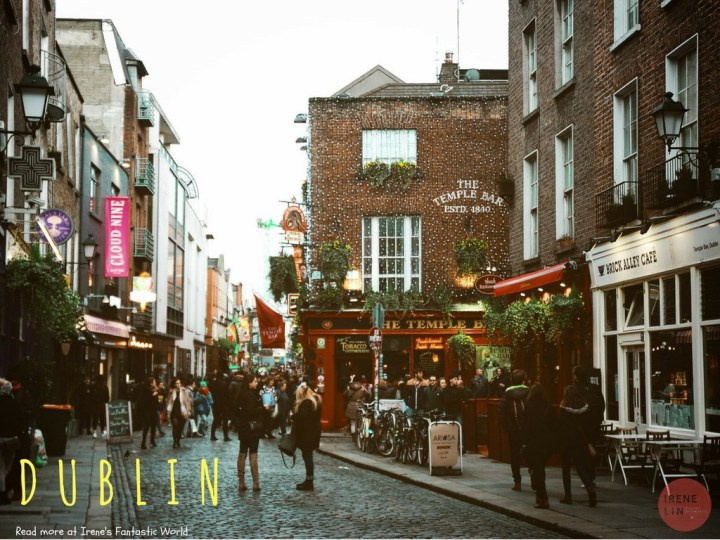 愛爾蘭打工度假 |食衣住行育樂全都包之愛爾蘭生活懶人包