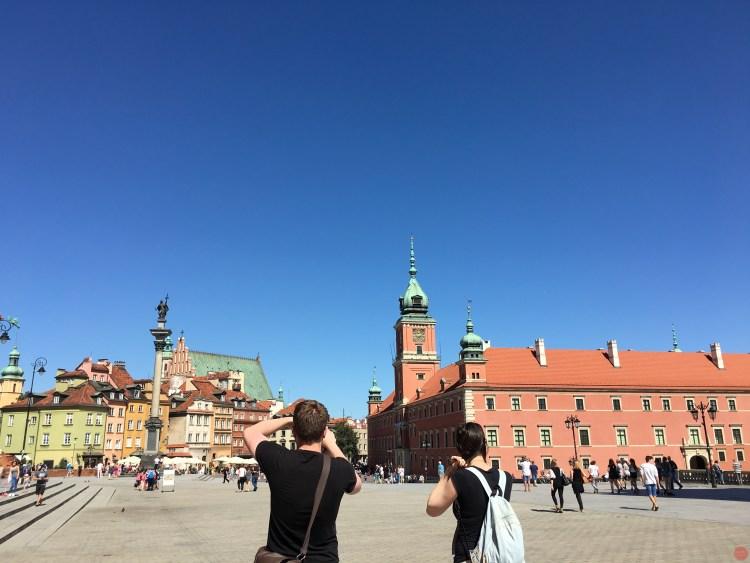 華沙(Warsaw)