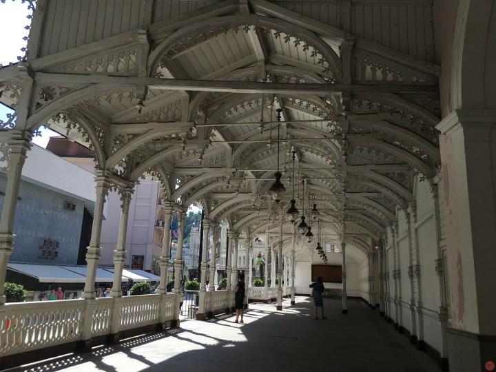 KV溫泉小鎮(Karlovy Vary)