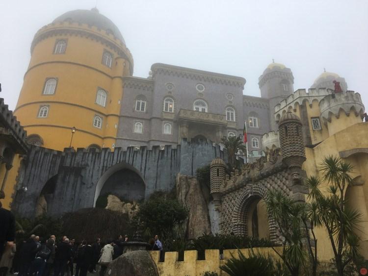 葡萄牙辛特拉景點