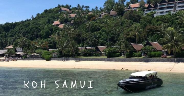 泰國蘇梅島自由行攻略| 蘇美島 交通/住宿/行程/景點/美食出走日記