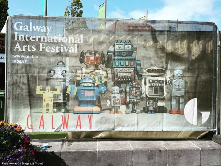 愛爾蘭高威自由行攻略| 愛爾蘭高威藝術節 交通/住宿/行程分享