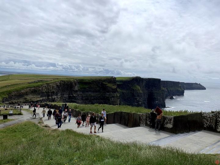 愛爾蘭莫赫懸崖一日遊