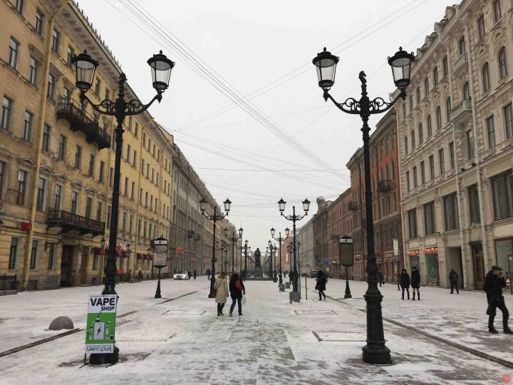 俄羅斯聖彼得堡自由行攻略 | 聖彼得堡 交通/行程/景點一日快閃日記