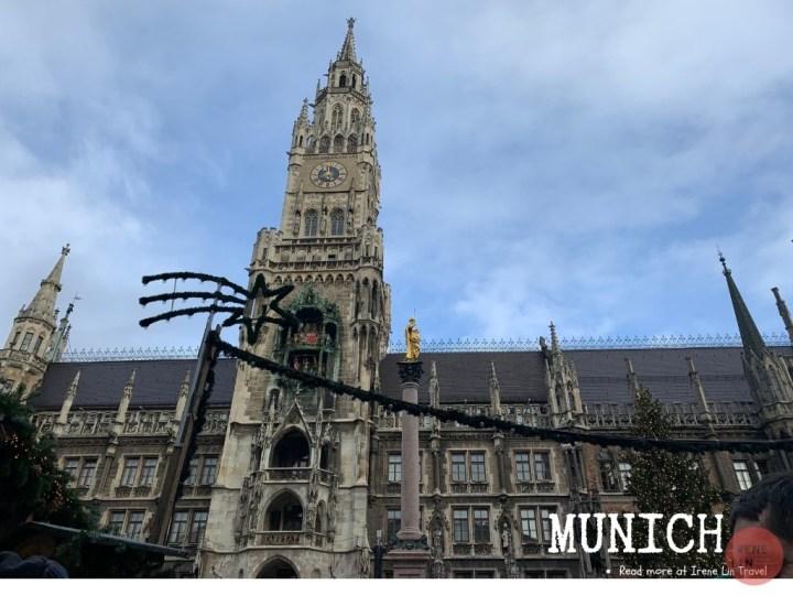 德國自由行攻略| 慕尼黑 交通/住宿/行程/景點/美食出走日記