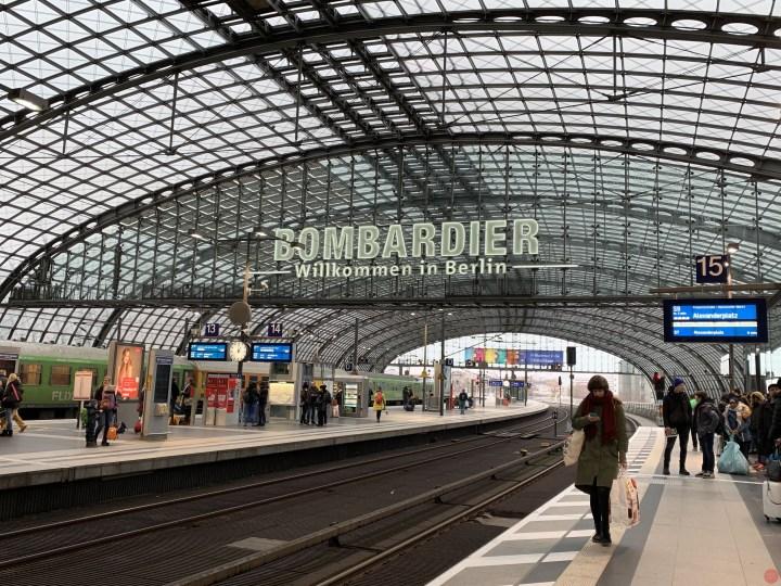 歐洲火車,德國國鐵