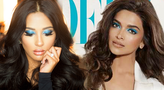 Deepika Padukone L'Officiel Mag Makeup
