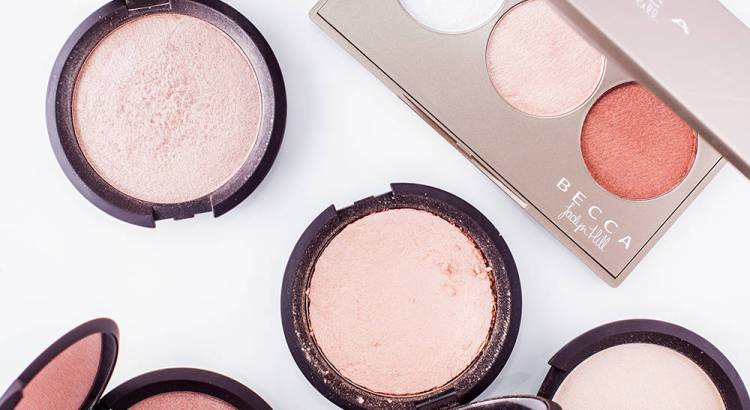 Becca x Jaclyn Hill Champagne Glow Holiday 2015 Palette