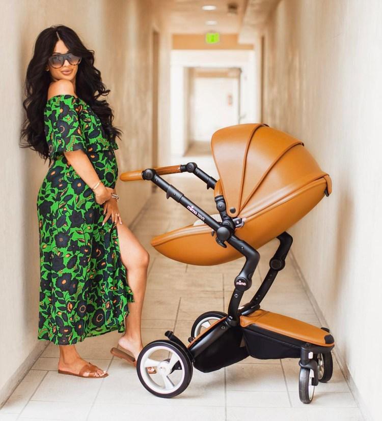 Mima Xari Stroller Unboxing