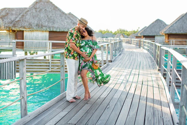 Babymoon Essentials + Bora Bora Travelgram