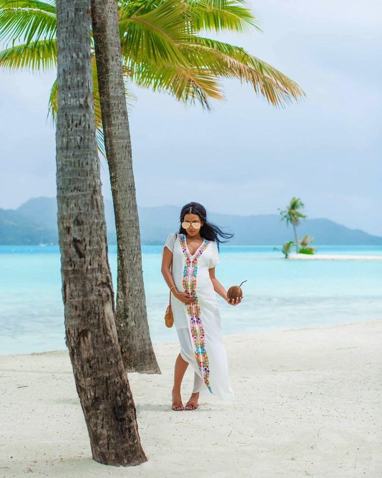 Babymoon Travel Diary   Bora Bora, French Polynesia