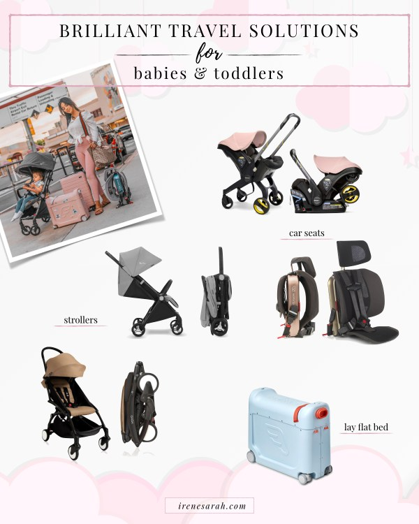 Irene Sarah — Best travel solutions for toddlers and babies!