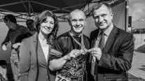 Barbara Konieczny, Roman Polko, Andrzej Dziuba