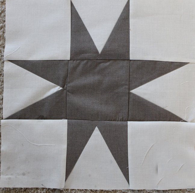 Simple Eight Pointed Star