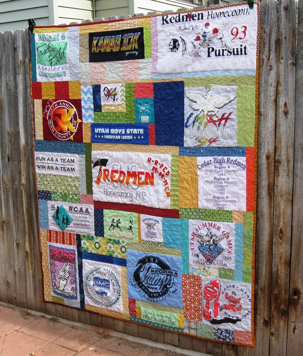 What Kind Fusible Interfacing Tshirt Quilt