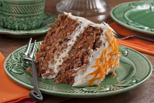 The Best Carrot Cake Ever Mrfood Com