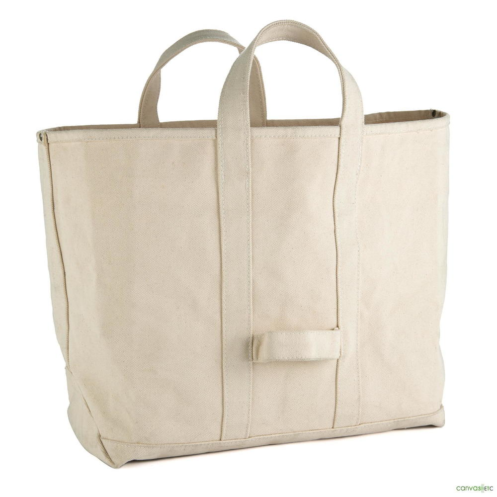 Heavy Duty Cotton Tote
