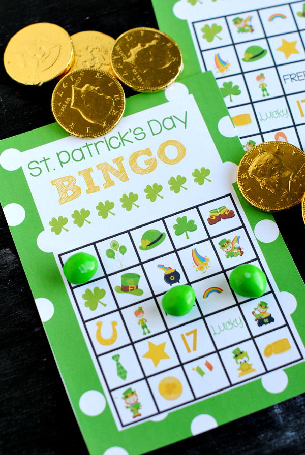 12 Paper Craft Ideas For St Patricks Day