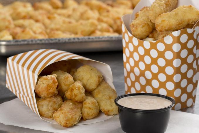 Fried Cheese Curds | MrFood.com