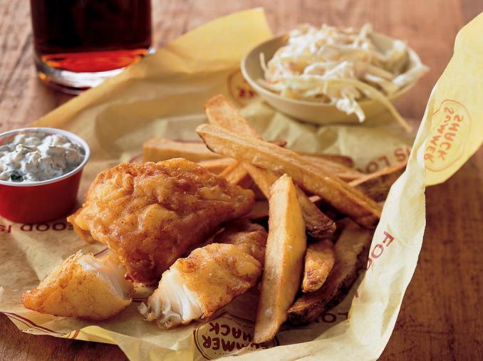 Beer-Battered Fish and Chips   Cookstr.com