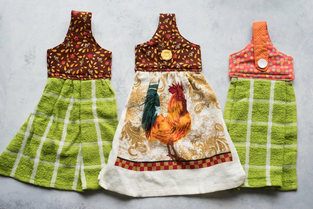 title | Hanging Kitchen Towels