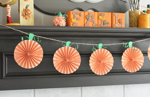 Fall Decorations Make Home