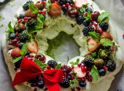 Halloween Dessert Recipes Fruit