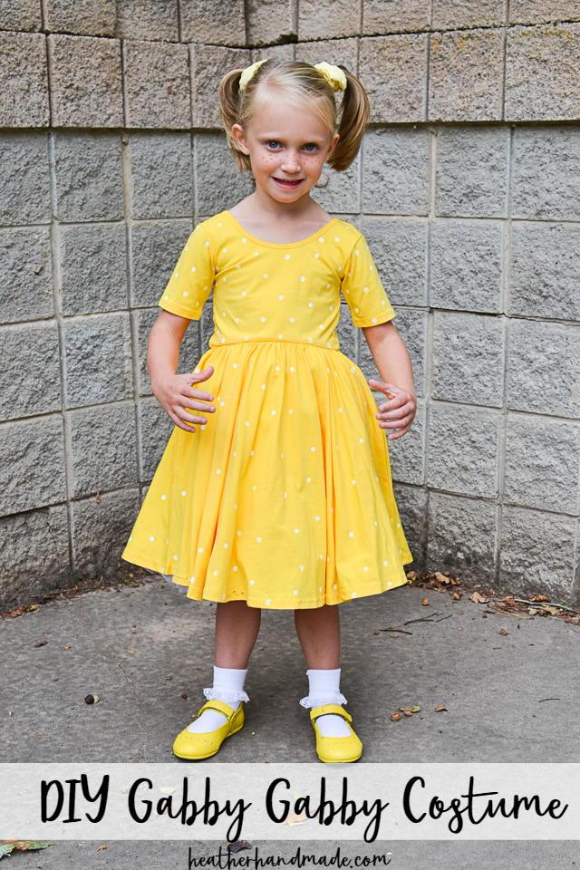 Diy Gabby Gabby Costume Allfreesewing Com