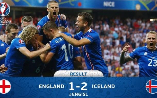 BREXIT 2.0: Anglia părăseşte UEFA EURO 2016