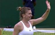 Simona Halep, în sferturile de finală de la Wimbledon!