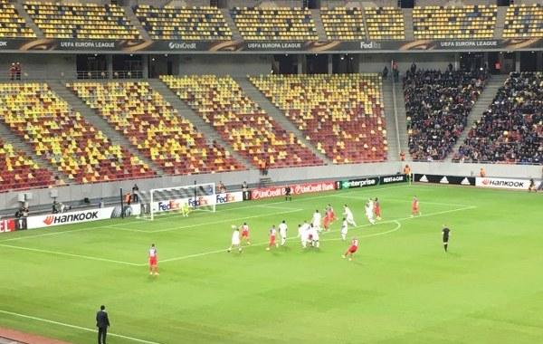 Astra Giurgiu, victorie în Cehia, Steaua egală cu Zurich