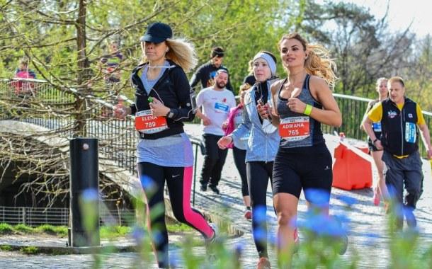 Hot Chocolate Race 10/5 k, sport şi distracţie pentru mai mult de 1.000 de persoane